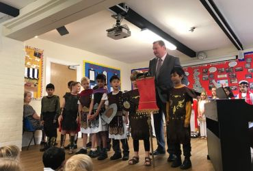 Year 3 Roman Assembly