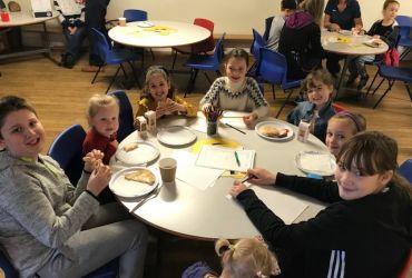 Children in Need Breakfast