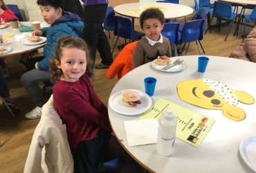 Children in Need Breakfast