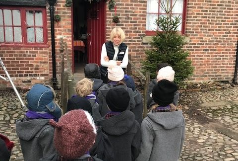 Year 1 Visit Tatton Park