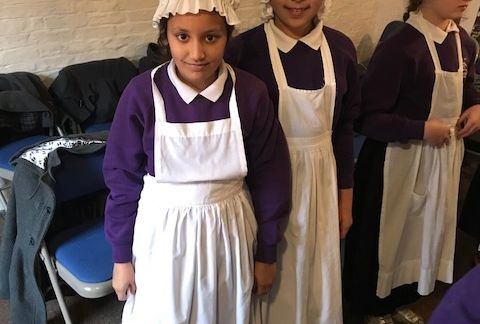 Year 6: A Victorian Christmas