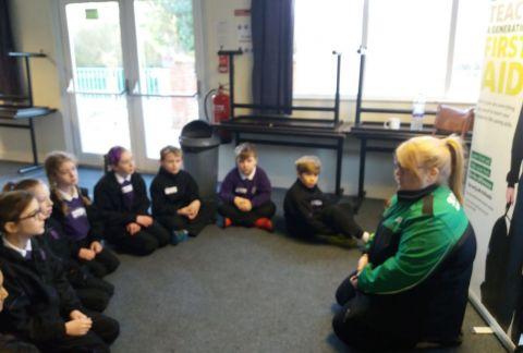 Y6 Learn Life Skills at Crucial Crew
