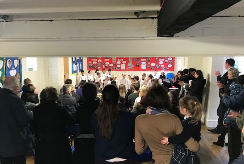 Year 1's Arctic Assembly