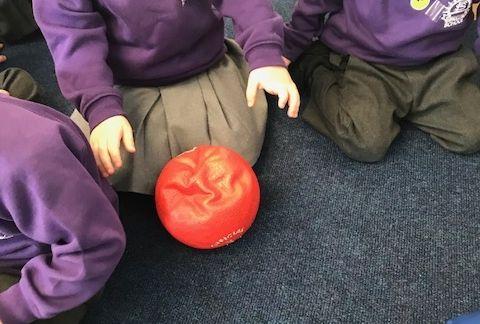 Nursery's Finger Gym