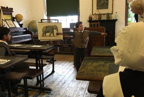 Macclesfield Museum Pt.1