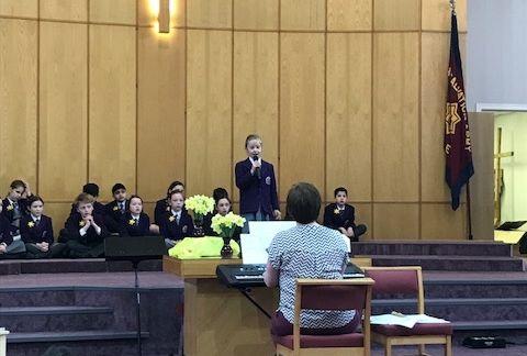 Flower Service 2018