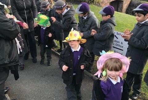 Pre-Prep Easter Bonnet Parade