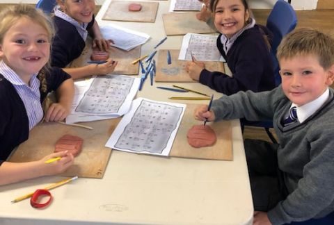 Archaeology in Year 3