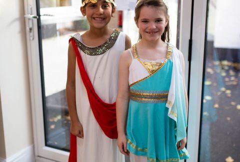 Roman Showcase