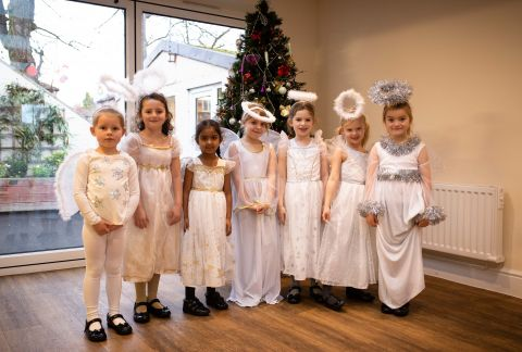 Lower School Nativity