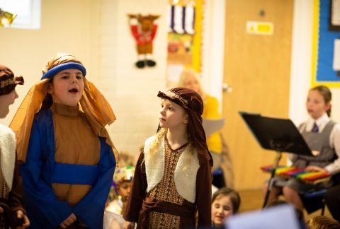 Lower School Nativity 2