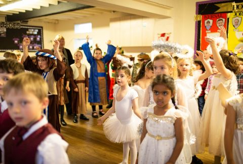 Lower School Nativity 2