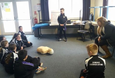 Life Skills with Year 6