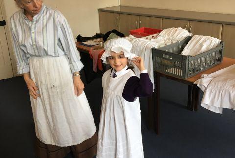Year 1's Victorian Adventure