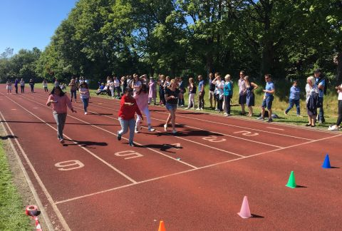Successful Sports Day