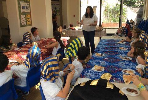 Egyptian Day: Part 2