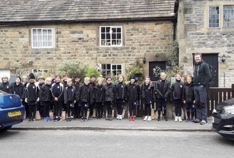 Exploring Eyam and Extending Education in Year 4