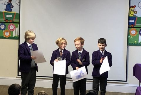 Fantastic Forest Speech Final