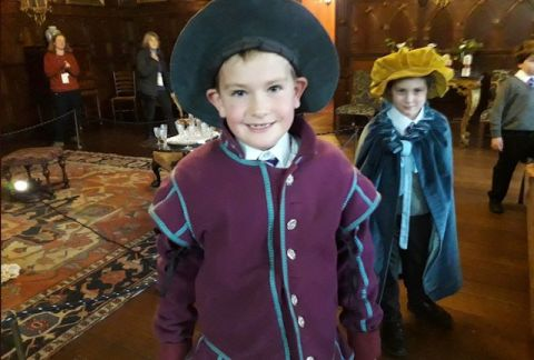 Y6 and Y4 Day Trips Out: Stepping Back in Time