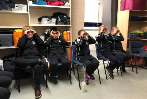 Year 6: Transition Trip to Crucial Crew