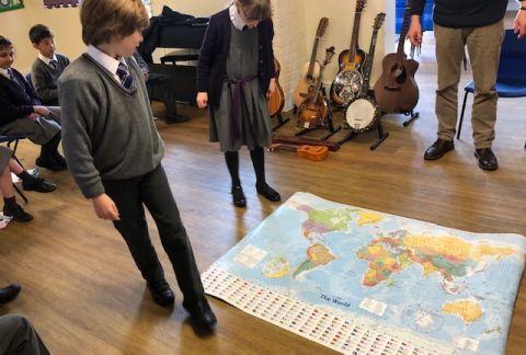 A Musically Cultural, Cross-Curricular Workshop