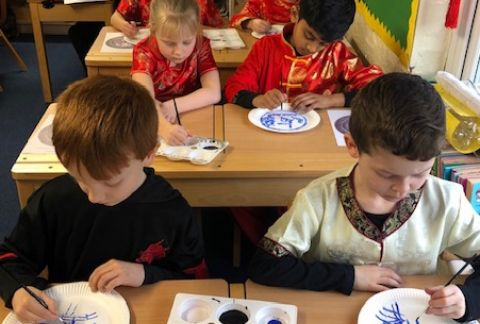 Year 3: Cross-Curricular Chinese Themed Week