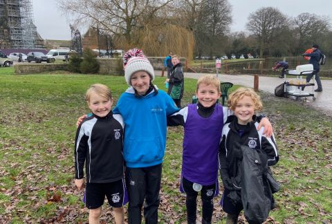 ISA North Qualifiers: A Huge Success for our Cross Country Runners