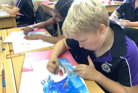 Prepared, Productive and Proving Progress: Year 6