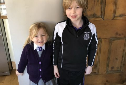 Donating to Charity: Uniform Day