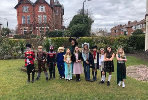 Upholding Traditions: World Book Day 2021