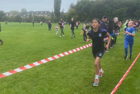 Run, Forest! Run! Cross Country Results