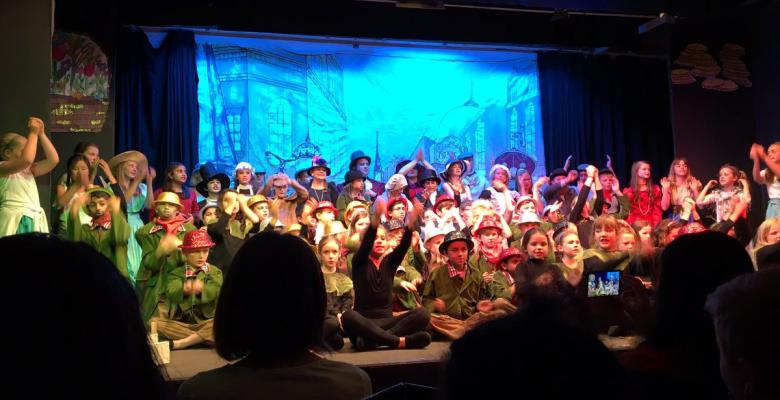 Upper School's performance of Olivia a huge success