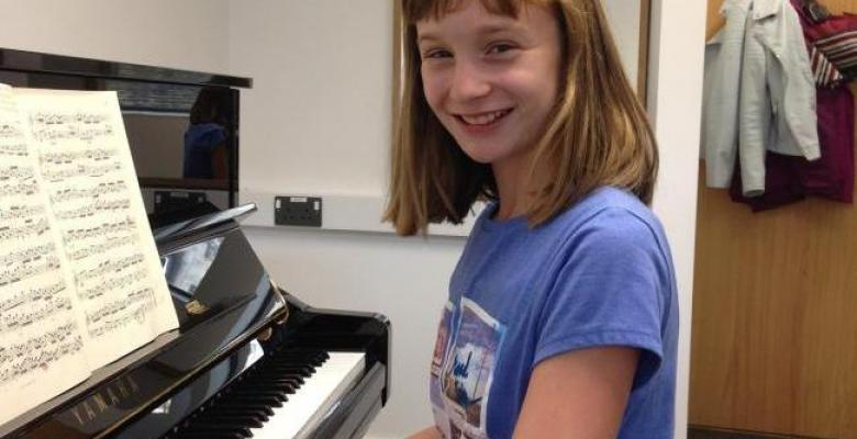 Forest pupil wins place at Chetham's School of Music
