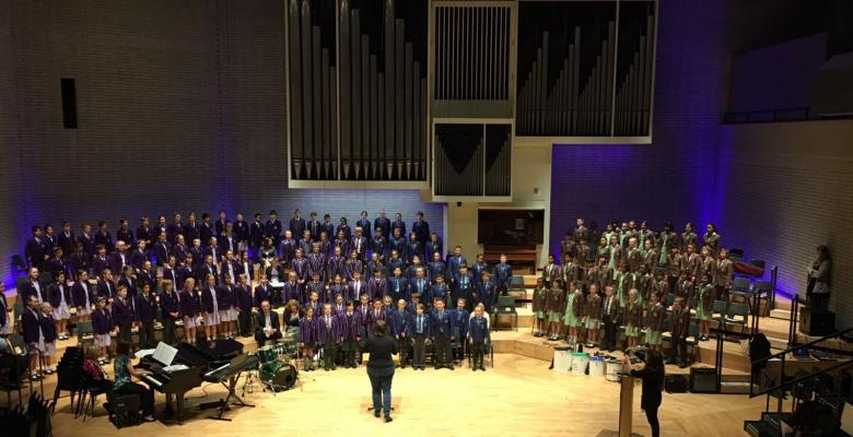 Bellevue North Schools Music Festival