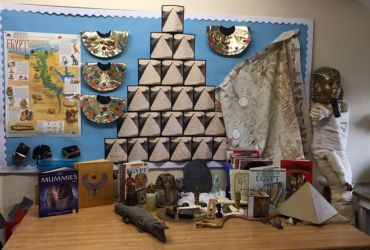 Year 3: Egypt project