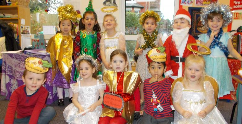 Impressive Christmas Performances from Pre-Prep