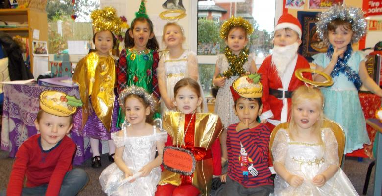Impressive Christmas Performances from Pre-Prep