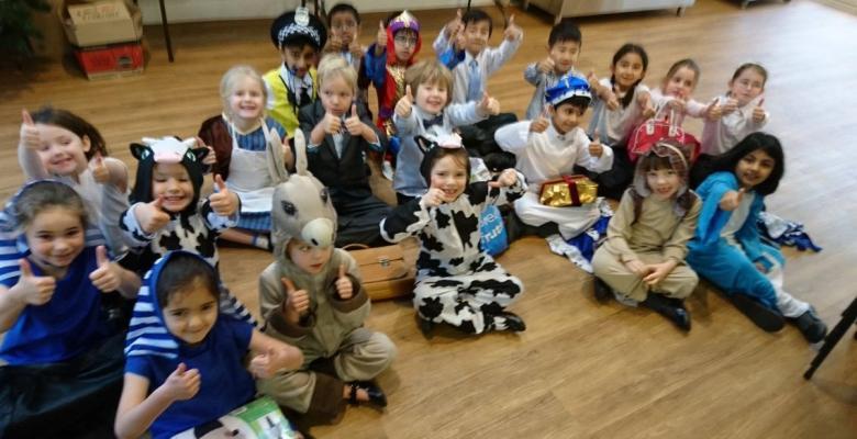 Lower School Nativity Play