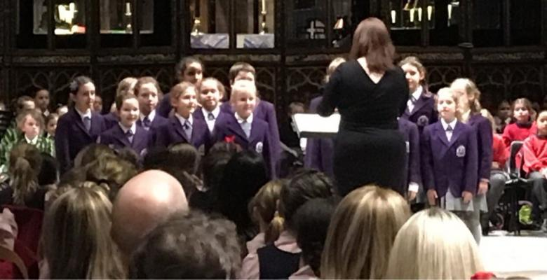 Manchester Cathedral Carol Concert