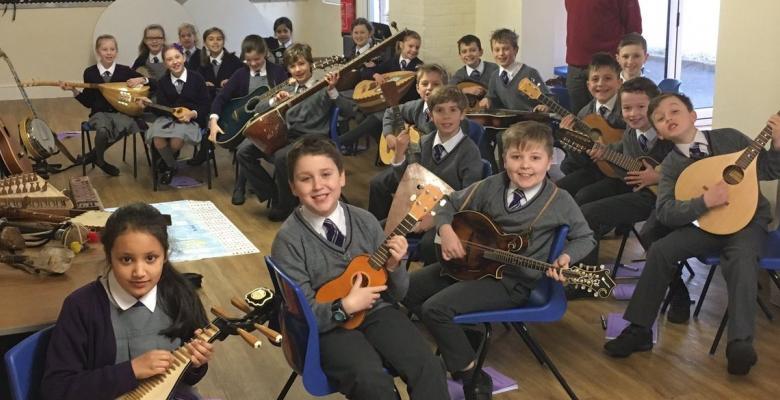 Mr Cotton's Musical Workshop