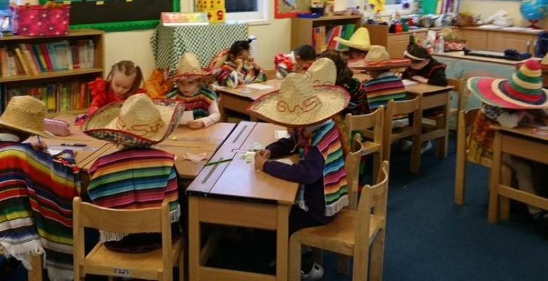 Year 2 Mexican Day