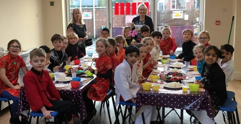Year 3 Chinese Feast