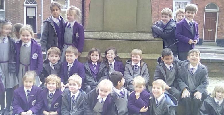 Year 1 visit Macclesfield Museum
