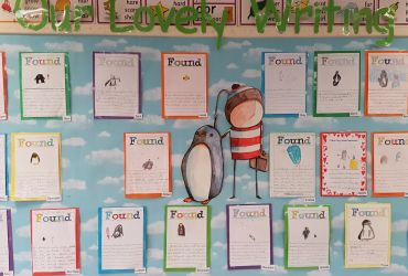 Year 1 : Displays