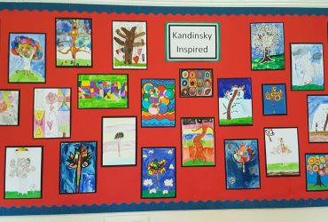 Year 6: Displays