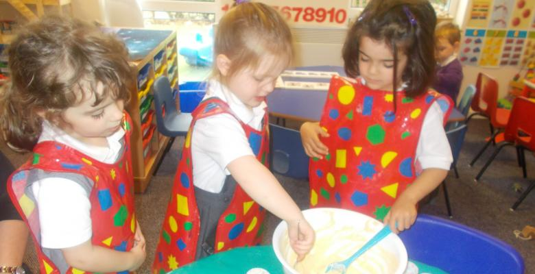 Early Science in Pre-Prep