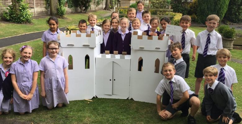 Year 5 Castle Challenge