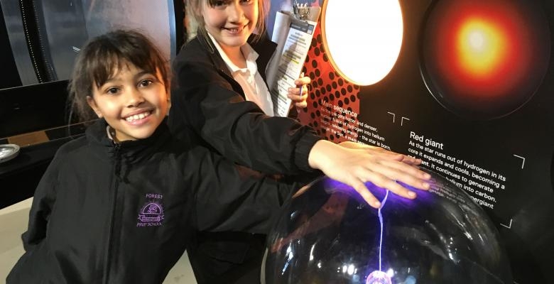 Year 5 Visit- Jodrell Bank