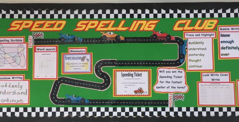 Spelling Club