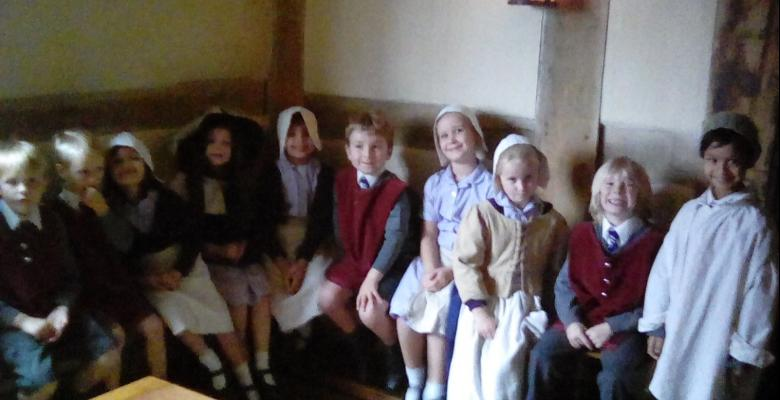 Y2 Trip: Staircase House